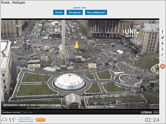 web камеры в режиме онлайн: